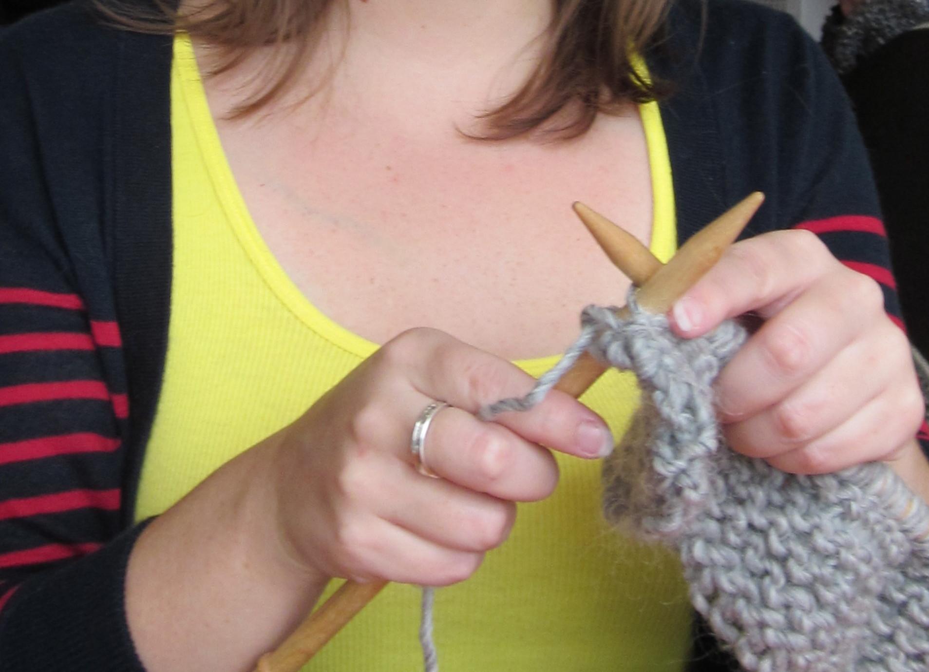 Knitting Queen West : Jgjgfhgfrht