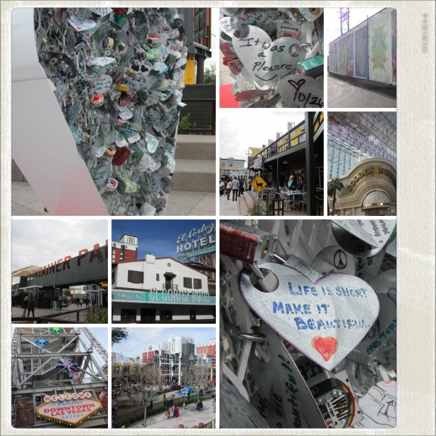 Container Park and the Fremont Street Experience