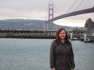 Customary Golden Gate Bridge photo.