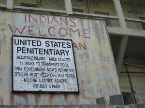Alcatraz tour.