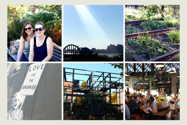 High Line and Beer Hall